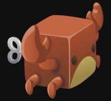 Glitch Cubimals npc cubimal crab by wetdryvac