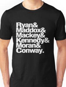 Tana French Dublin Murder Squad Ampersand List Unisex T-Shirt