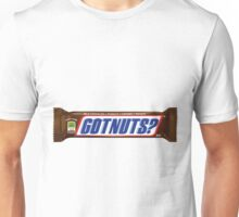 Got Nuts? Unisex T-Shirt