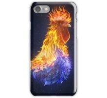 Fire Rooster iPhone Case/Skin