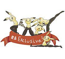 Leggykyu - Redbubble Exclusive! Photographic Print