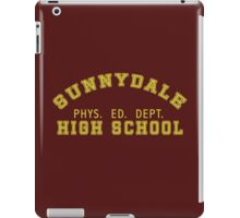 Sunnydale High iPad Case/Skin