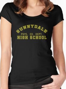 Sunnydale High Women's Fitted Scoop T-Shirt