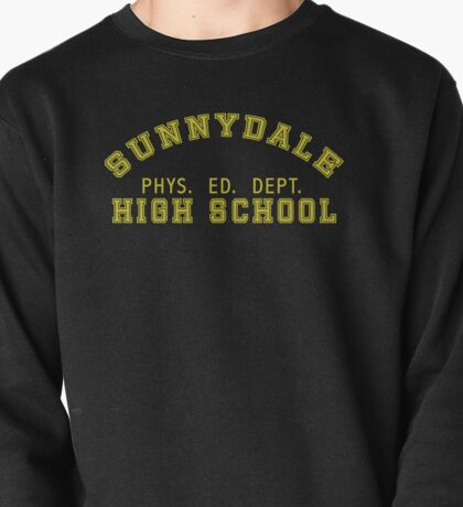 Sunnydale High Pullover