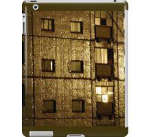 Golden Apartments iPad Case/Skin
