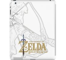 Link Breath of the Wild Bow iPad Case/Skin