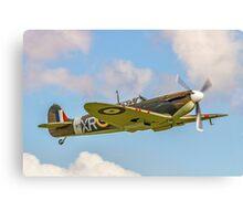 Supermarine Spitfire Ia AR213 G-AIST Canvas Print