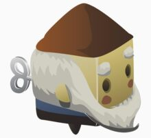 Glitch Cubimals npc cubimal gnome Kids Tee
