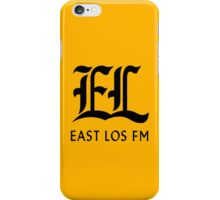 East Los FM iPhone Case/Skin
