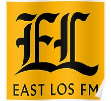 East Los FM Poster