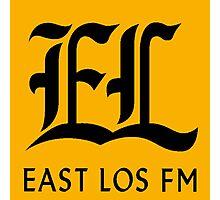 East Los FM Photographic Print