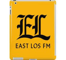 East Los FM iPad Case/Skin