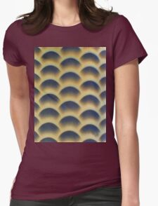 FOGGY DOUGHNUTS (Graffiti) Womens Fitted T-Shirt