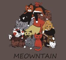 Meowntain Kids Clothes