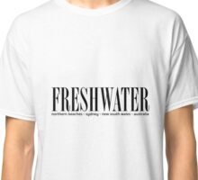 Freshwater Beach address Classic T-Shirt