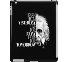 Live for Today iPad Case/Skin