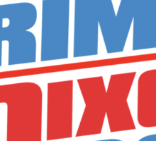 Vote Grimes & Dixon For President 2016 Sticker