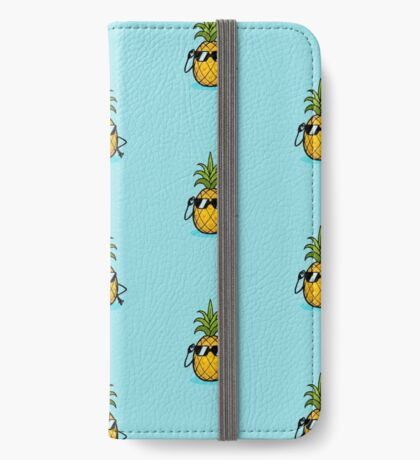 Ananas Cool iPhone Wallet/Case/Skin