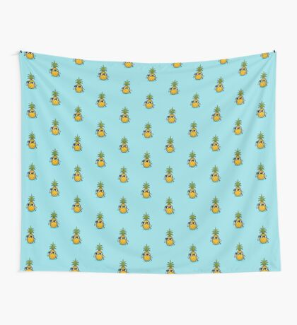 Ananas Cool Wall Tapestry