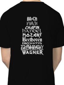 Composers Classic T-Shirt