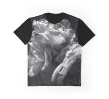 Everything fades - Black and White version from  A Gardener's Notebook Graphic T-Shirt