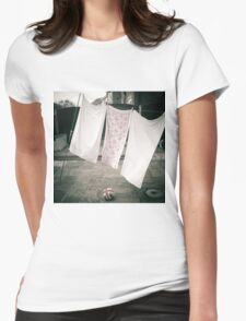 Laundry Day #1 Womens Fitted T-Shirt