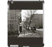 Mongolian Street Scape iPad Case/Skin