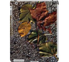 October  iPad Case/Skin