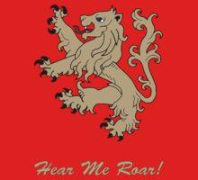 Hear Me Roar by Brinjen