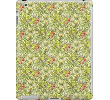 Golden Lily iPad Case/Skin