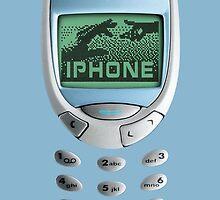 Retro iPhone 6 Case by ImageMonkey