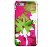 Watermelon Pink iPhone Case/Skin
