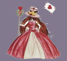 Queen of Hearts Kids Clothes