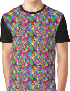 Dancing Carnival Graphic T-Shirt