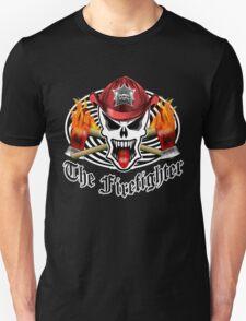 Fire Fighter Skull 2.3 T-Shirt