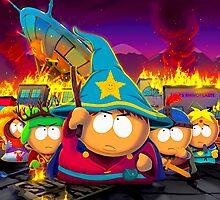 South Park : The Stick of Truth by kermekx