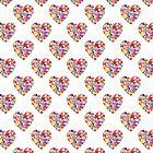 Rainbow Heart by Irina Chuckowree