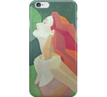 One glance away from heaven iPhone Case/Skin