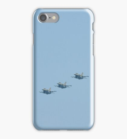 F16 Figther Jets Flight iPhone Case/Skin