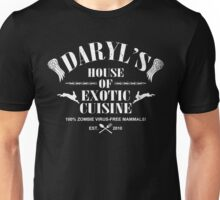 Daryl's House of Exotic Cuisine Unisex T-Shirt