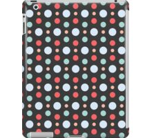 Poka dot tiling pattern iPad Case/Skin