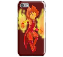 The Flame Prince iPhone Case/Skin