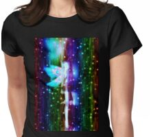 Fantasy Fairy in the Stars 6 Womens Fitted T-Shirt