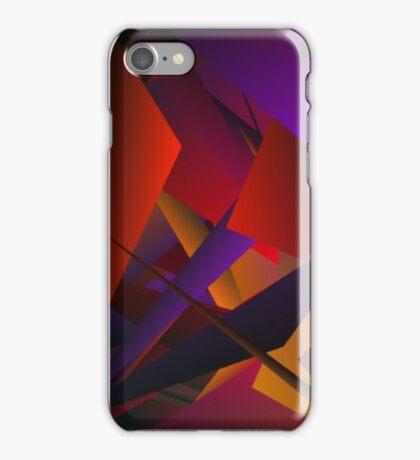 Smoke Screen 3 iPhone Case/Skin