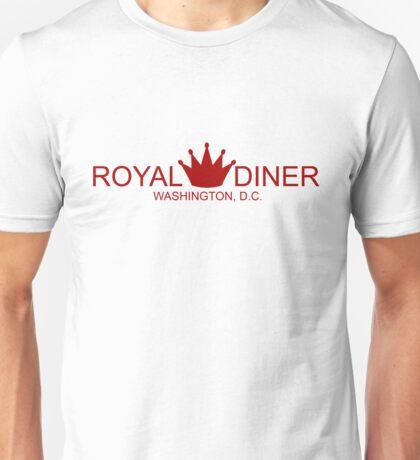 Bones Royal Diner, Washington DC Unisex T-Shirt
