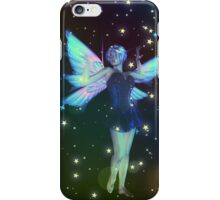 Fantasy Fairy in the Stars 7 iPhone Case/Skin