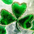 A Shamrock on Ice by AngieDavies
