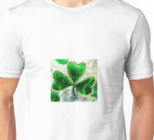 A Shamrock on Ice Unisex T-Shirt