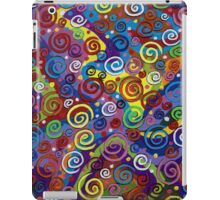 Spirals iPad Case/Skin