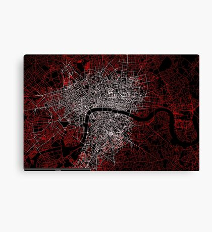 London, UK Canvas Print